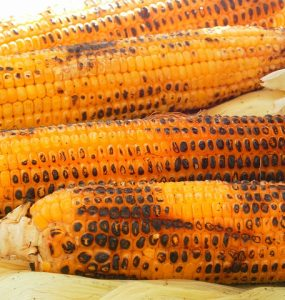 Recipe: Corn on the Cob with Spiced Butter
