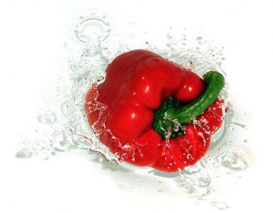 Immunity Boosting Vegetables Peppers is Rich in Vitamin C