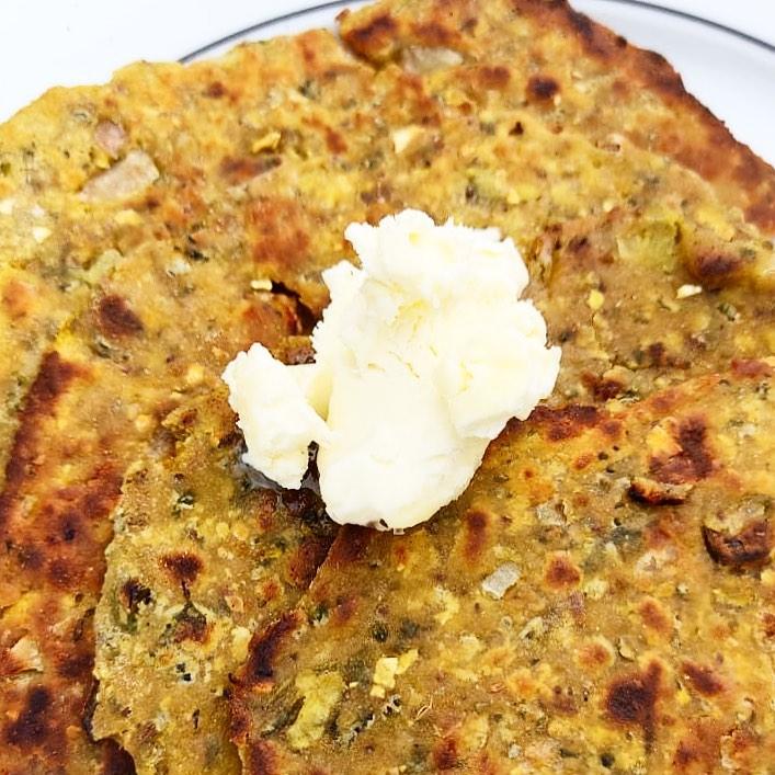 Bitter Gourd Paratha Recipe
